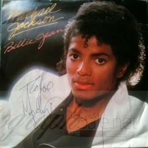 michael jackson billie jean single