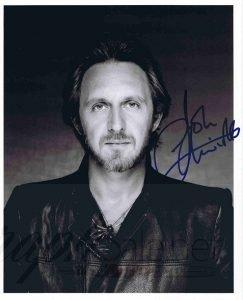 John Entwistle The Who Autograph photo