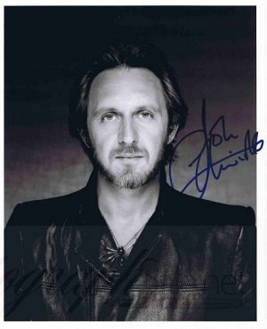 John Entwistle The Who Autograph photo