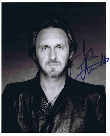 John Entwistle The Who Autographed photo