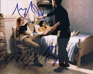 Angelina Jolie Winona Ryder Autographs