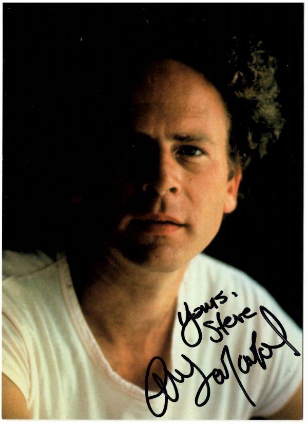 Art Garfunkel Autographs signed photo