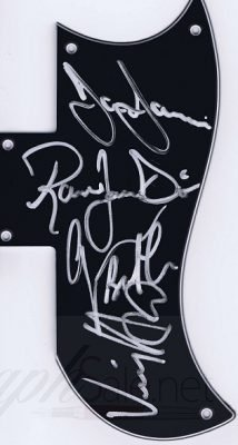 Black Sabbath autographs