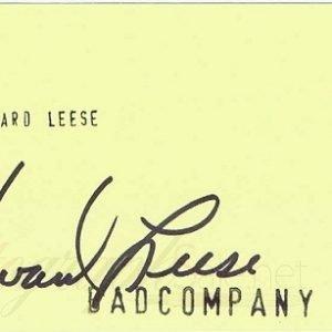 howard-leese-autograph-bad-company