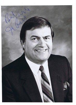 John Prescott Autograph photo