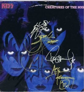 kiss-creatures-of-the-night-autographs