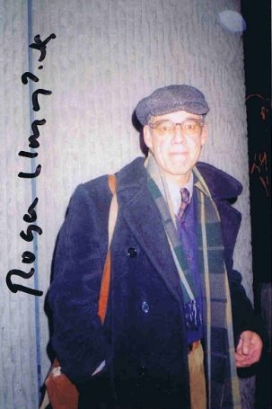 Roger Lloyd Pack autograph Trigger Only Fools and Horses
