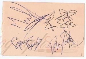 spencer-davis-group-autographs