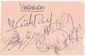 the-yardbirds-autographs