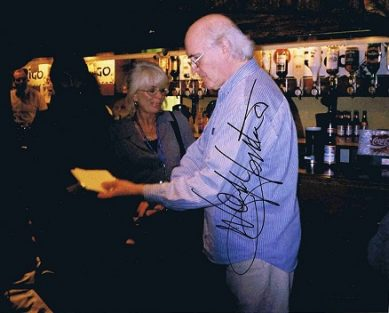 Wayne Fontana autograph 3x5 photo - Music Autographs