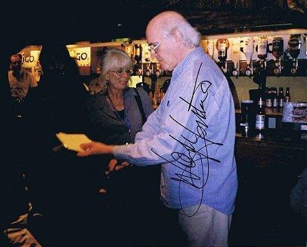 Wayne Fontana autograph 3x5 photo - Music Autographs