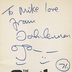 John Lennon Autograph and autograph examples The Beatles