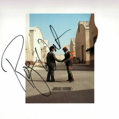 Roger Waters Autograph Pink Floyd