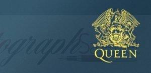 Music Memorabilia Queen Autographs For Sale