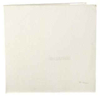 the beatles white album number 1