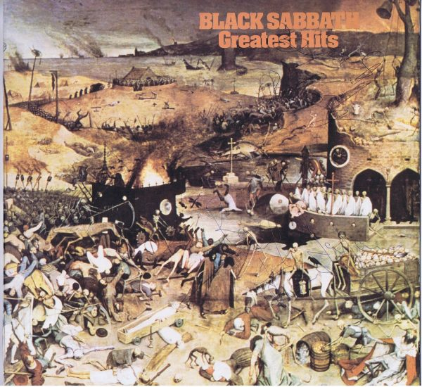 Black Sabbath Greatest Hits Autograph Album Ozzy Osbourne
