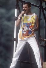 freddie mercury queen memorabilia shirt 2