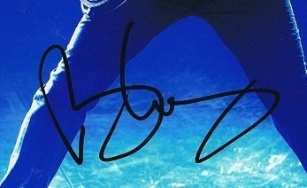 Brian May Autographs Queen