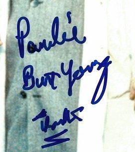 Burt Young 11x14 7