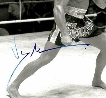 Jean Claude Van Damme Autographs JCVD 1