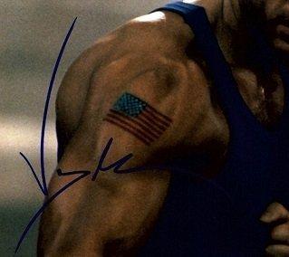 Jean Claude Van Damme autograph 8x10 1