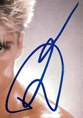 Dolph Lundgren autograph in person 5
