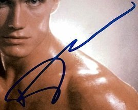 Dolph Lundgren autograph in person 7
