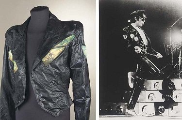 Freddie Mercury jacket from 1979
