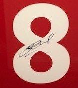 Steven Gerrard autographs