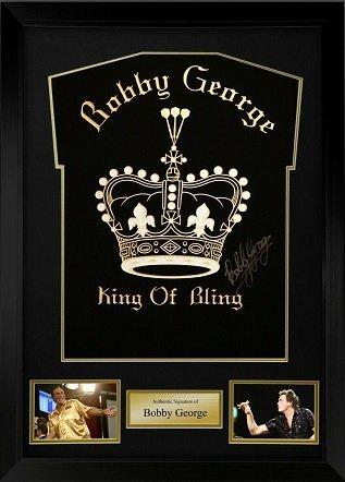 Bobby George autograph darts shirt 1 darts autographs for sale