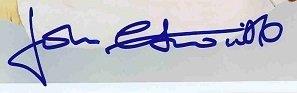 john entwistle autographs 2