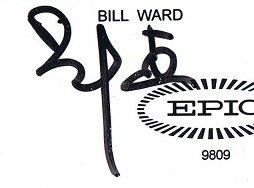 Black Sabbath autograph photo