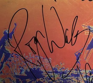Roger Waters Autographs for sale Pink Floyd