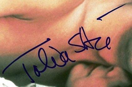 Talia shire autographs