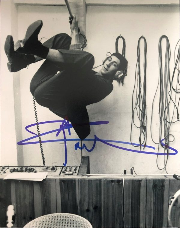 Pete Townshend Autographed photo The Who 8×10″