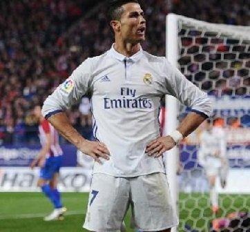 Cristiano Ronaldo Real Madrid signed jersey