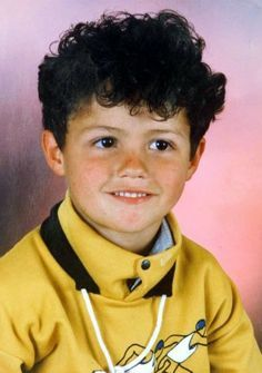 Ronaldo as a boy
