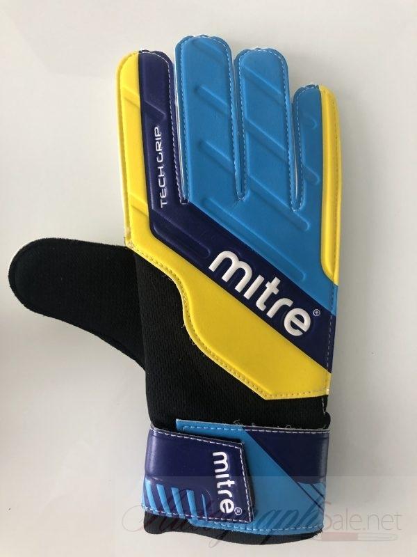 Andy Goram Autographed Mitre Goalkeeper Glove Rangers Goalie