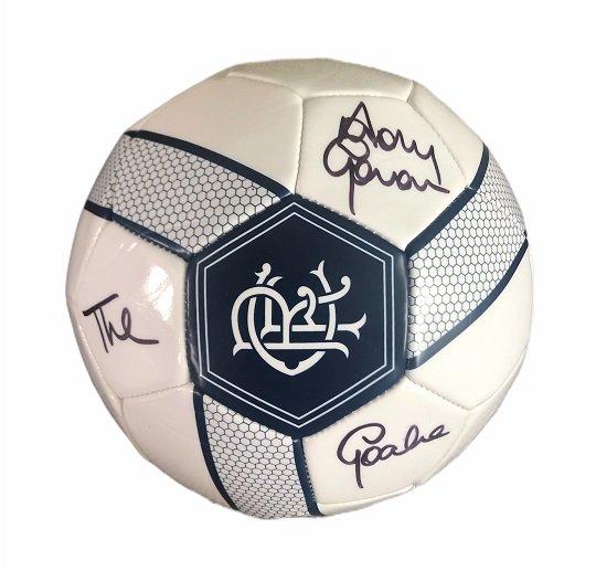 Andy Goram signed Rangers Football The Goalie 2