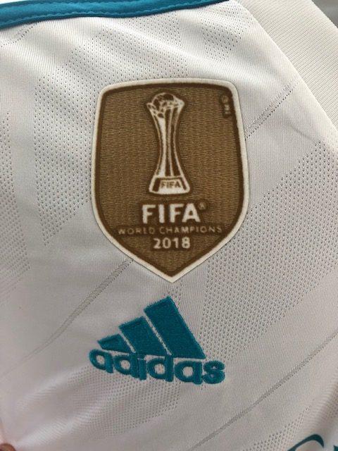Sergio Ramos Autographed Real Madrid Football shirt