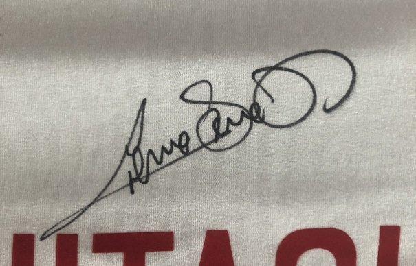 Graeme Souness autographs liverpool 1