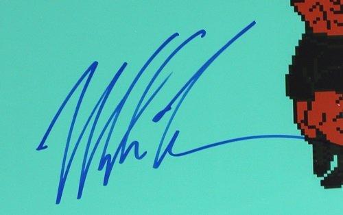 Mike Tyson genuine signed photo
